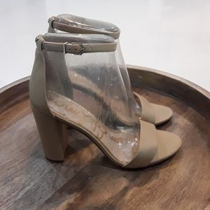 Sam Edelman | Yaro Tan Ankle Strap Heels
